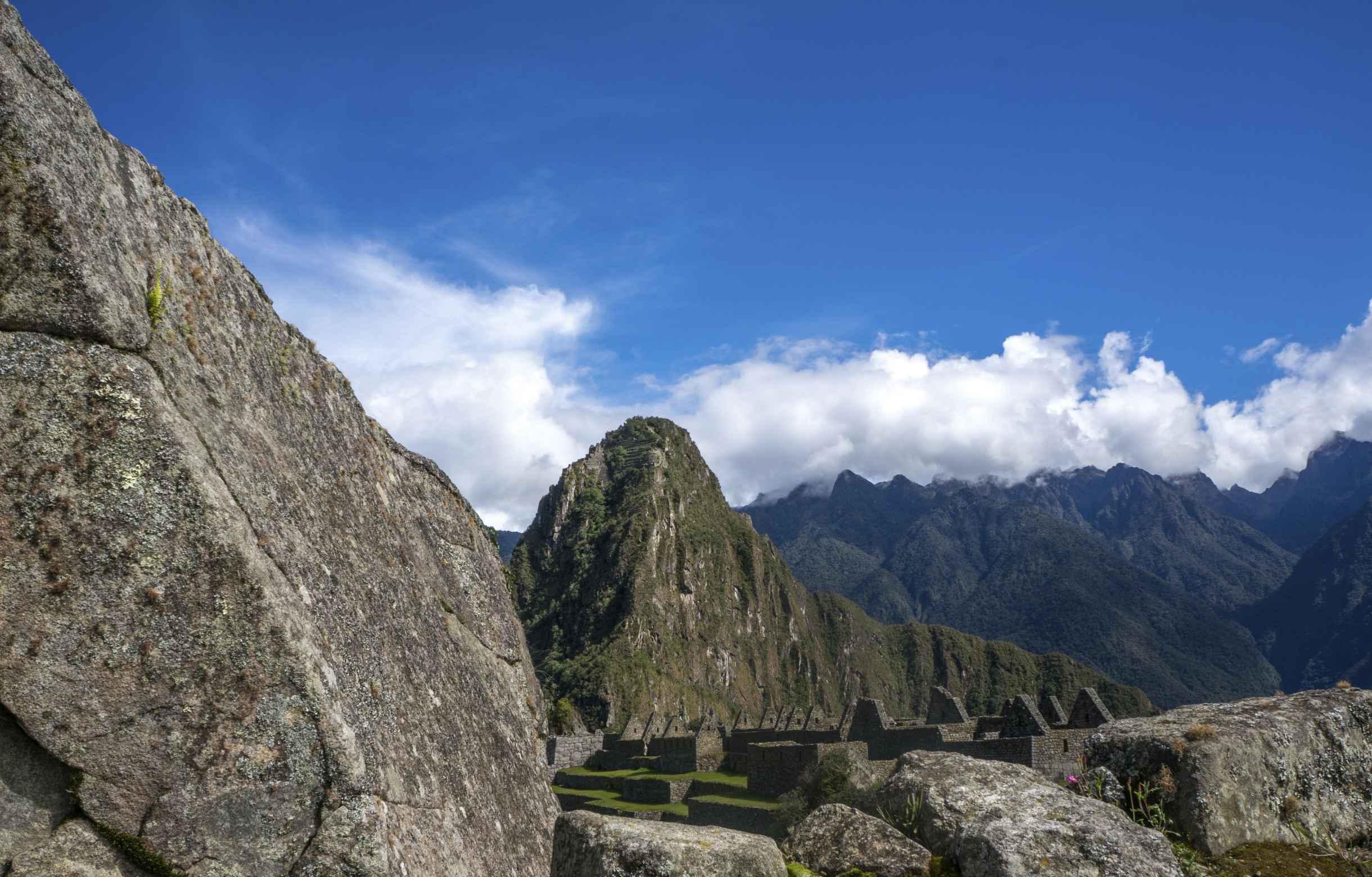 Americas - Andes Landscape