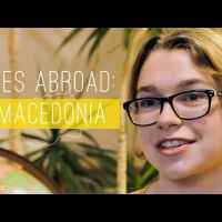 YES ABROAD: Macedonia with Natalia