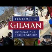 Gain Global Skills Abroad with the Gilman Scholarship