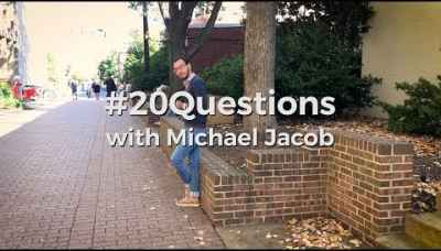 #20Questions Video - International Education Week